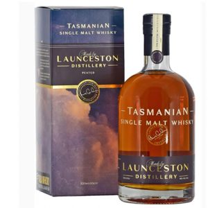 Launceston Peated H17-16 Single Malt Australian Whisky 500ml
