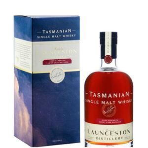 Launceston Tawny Cask Matured H17-20 Single Malt Australian Whisky 500ml