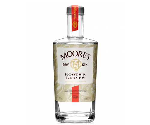 Moore's Gin Roots & Leaves Gin 700ml
