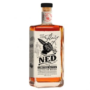 Ned Flair Australian Whisky 500ml - The Wanted Series